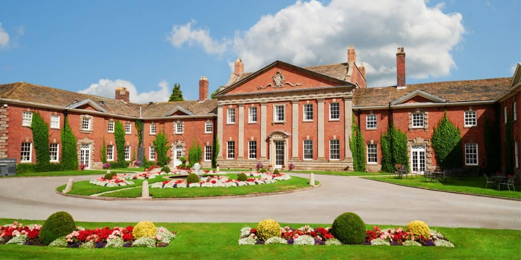Alderley Edge wedding magician - Mottram Hall Cheshire